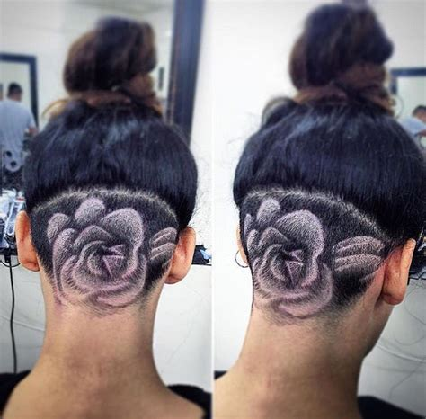 hair cutting tattoo designs repost buzzcutfeed awesome cut by patriota
