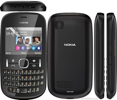 nokia asha 200 pictures official photos