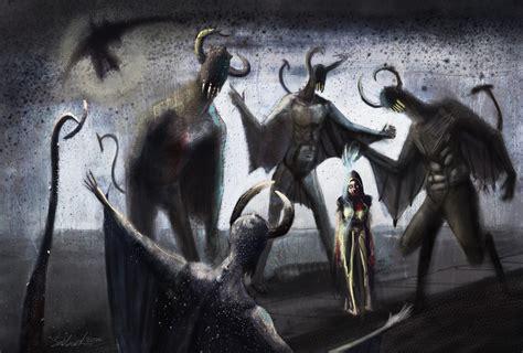 Imagenes Seres Oscuros | la cosecha de almas oscuros par 225 sitos se alimentan de tus