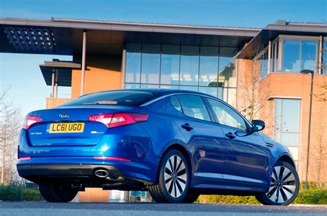How Much Is The Kia Optima by Kia Optima Saloon Review 2012 2015 Parkers