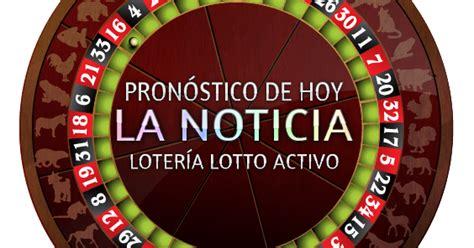 datos de la loteria de hoy pron 243 stico datos de loter 237 a lotto activo animalitos de