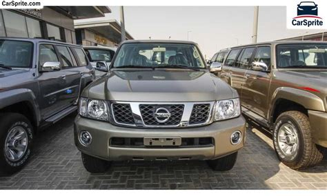 nissan kuwait nissan patrol safari 2017 prices and specifications in