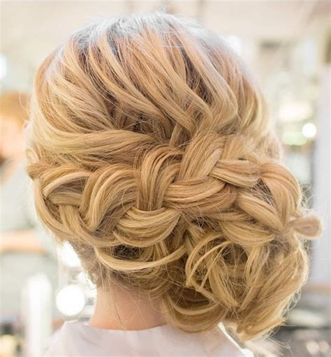 side buns for shoulder length fine hair 27 super trendy updo ideas for medium length hair