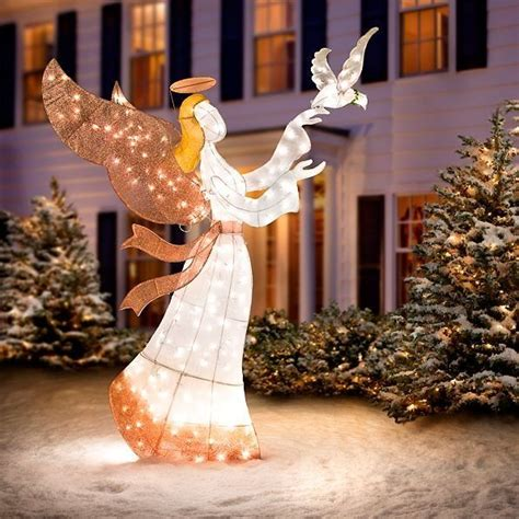 outdoor plastic lighted decorations 242 best outdoor decorations images on