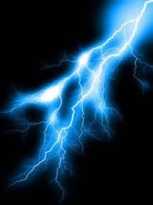 Lightning Blue Blue Lightning Crackberry