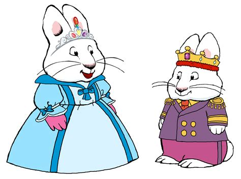 max and ruby max and ruby by kingleonlionheart on deviantart