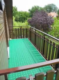 Kunststoff Bodenfliesen Balkon by Der Kunststoffboden Der Neuen Generation