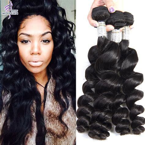 loose wave braiding hair aliexpress com buy mink brazilian virgin hair loose wave