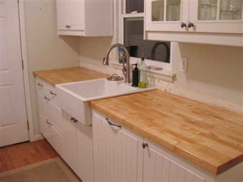countertops lowes wood countertops ideas for kitchen wood