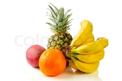 Liquid Premium Tropical House 60ml Mango Pineapple By Ejmi Nic 3mg fresh tropical fruits banana mango pineapple isolated on white background stock photo