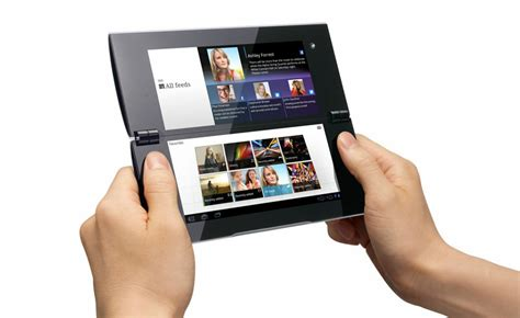 Tablet Sony P 3g ソニーが sony tablet s と sony tablet p 正式発表 3gモデルも gigazine