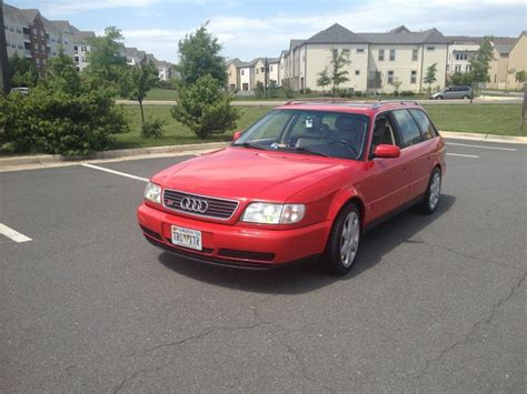 1995 Audi S6 For Sale by 1995 Audi S6 Avant German Cars For Sale