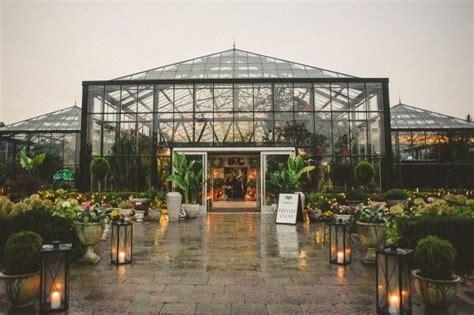 Planterra Conservatory   Wedding Reception Inspiration