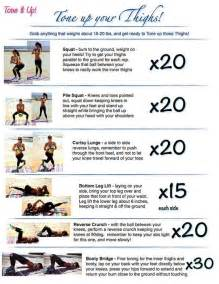 it s the tone up your thighs workout workouts