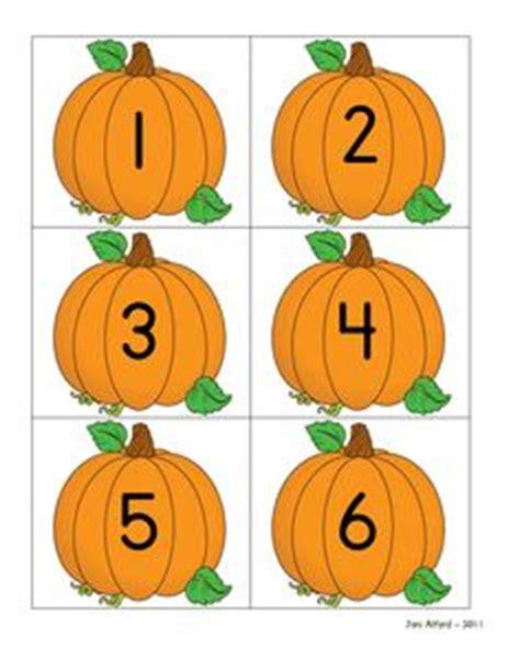 printable pumpkin numbers versje pompoen halloween groenten versjes liedjes