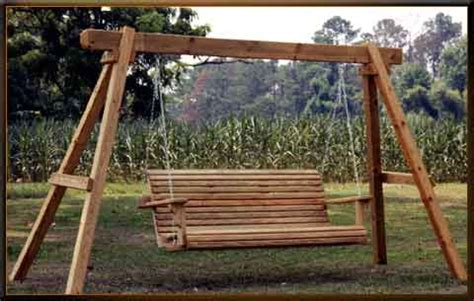 sex swing plans wooden outdoor furniture
