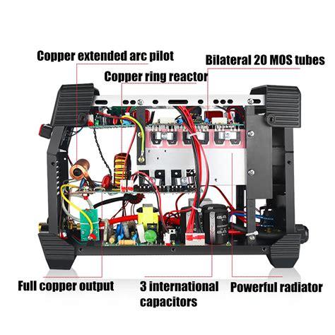 tig arc electric welding machine