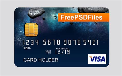 Visa Gift Card With Name - visa card holder free vector graphic download