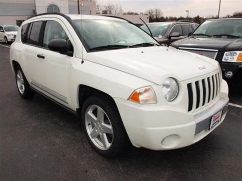 2007 jeep compass limited data info and specs gtcarlot