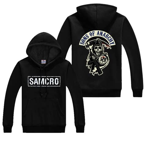 Sweatshirts For Sale Sale 2016 Autumn Winter Samcro Hoodies S