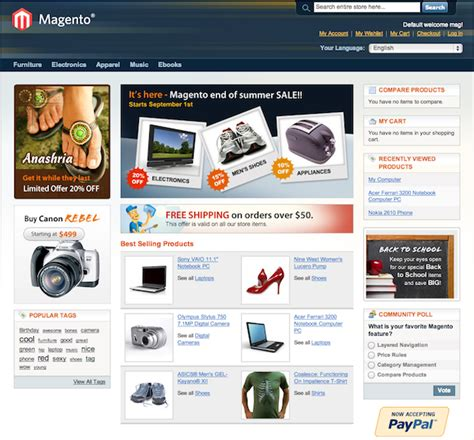 magento project guidelines for designers