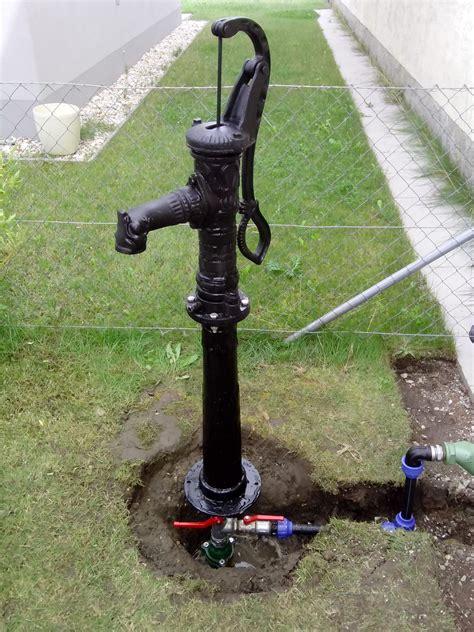 Wasser Handpumpe Garten by Handpumpe Wasser Garten Zm51 Kyushucon