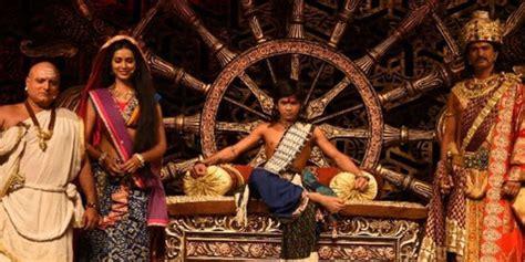 kumpulan film layar kaca 21 sambut gembira serial ashoka siap hiasi layar kaca