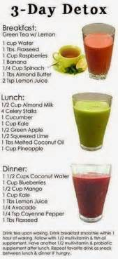 Simple Detox Program by 17 Best Ideas About 10 Day Detox On 10 Day