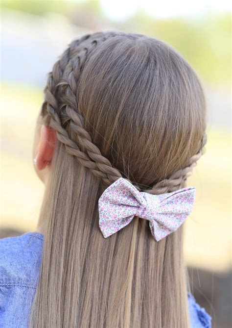 cute girl hairstyles zig zag how to create a zig zag twistback cute hairstyles cute