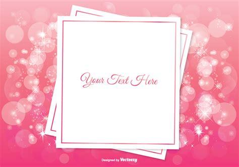 wallpaper pink vector free download beautiful pink bokeh background illustration download
