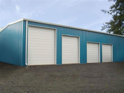 Steel Garage Kit Prices by Metal Garages For Sale Prices On Steel Garages