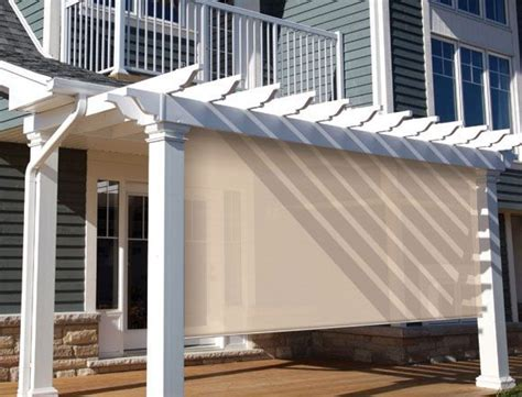 coolaroo awnings best 25 porch privacy ideas on pinterest patio privacy