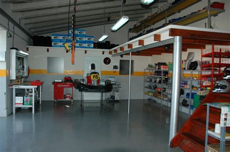 Go Garage by Go Karting Can Picafort Rory Lofthouse