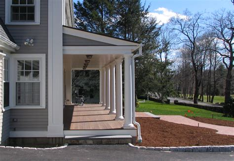 side porches walters design studio architecture 187 federal front porch