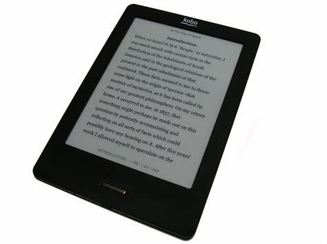 any format ebook reader device info kobo ereader