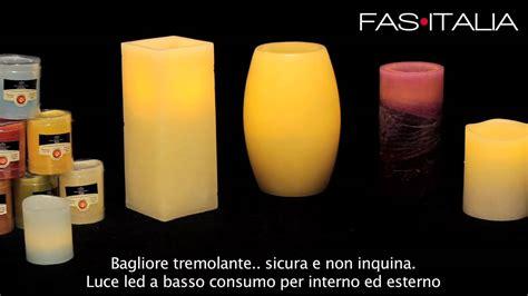 candele con led candele a led candele in cera a luce led
