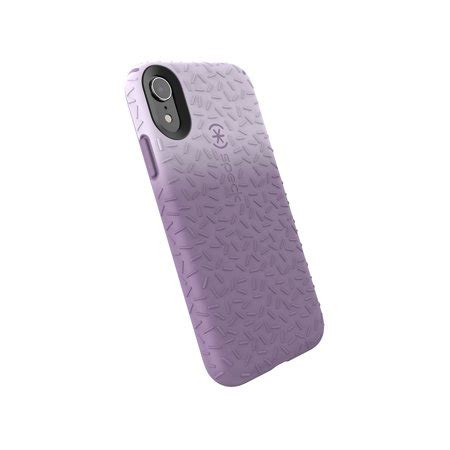 speck candyshell fit for iphone xr whisper ombre lilac lilac purple walmart