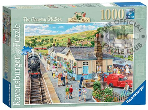 ravensburger jigsaw puzzles escape to the country the