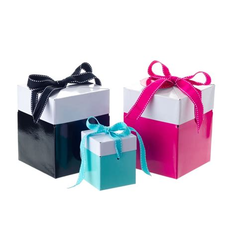 gift boxes pop up creative bag