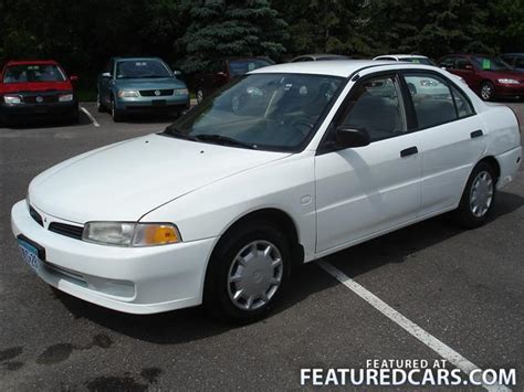 2000 mitsubishi mirage sedan 2000 mitsubishi mirage information and photos momentcar
