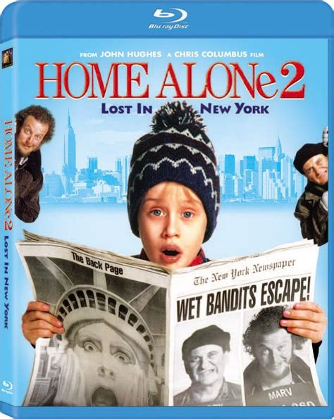 home alone 2 lost in new york dvd release date