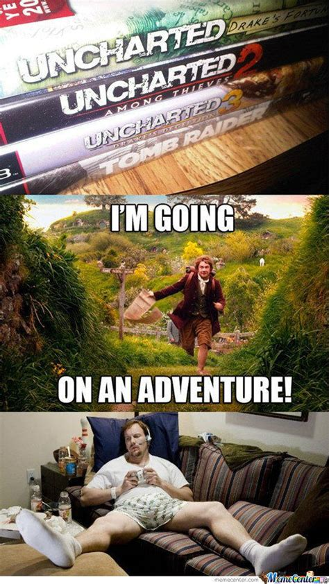Adventure Meme - i m going on an adventure know your meme