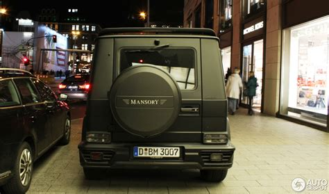 Farid Bangs Auto by Mercedes Mansory Gronos 12 Januar 2015 Autogespot