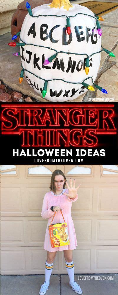 diy stranger things costume ideas halloween costumes blog best 25 eleven stranger things costume ideas on pinterest