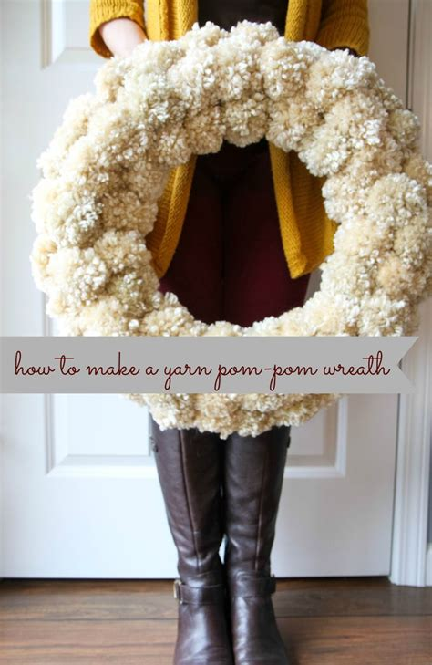 yarn wreaths ideas  pinterest letter door wreaths kids noodles image  handmade