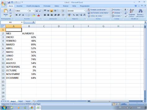 tutorial hacer graficos en excel 2010 tutorial excel como hacer gr 193 ficos de columnas y circular