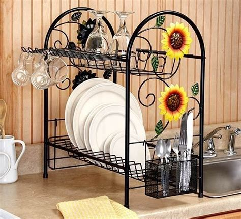 sunflower kitchen ideas sunflower kitchen decor theme the unique appeal