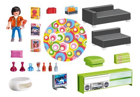 Playmobil Wohnzimmer 5584 by Modern Living Room 5584 Playmobil 174 Usa