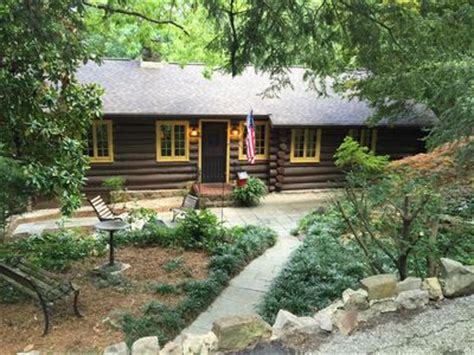 Cabin Rentals Near Chattanooga by Log Cabin On Lookout Mountain Near Chattanooga Ruby Falls