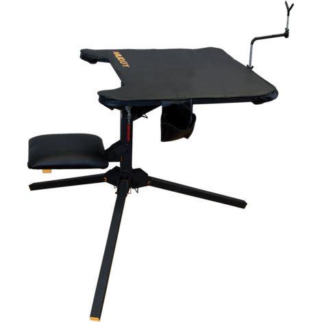 scheels weight bench muddy swivel action shooting bench by muddy at mills fleet farm
